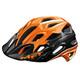 MET Lupo Helm matt orange/black